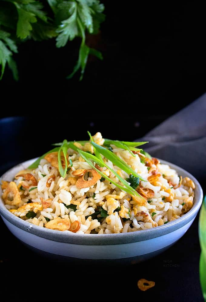 Japanese rice recipe